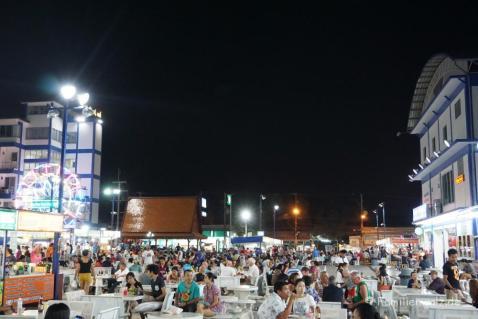 Food-Court in Hua Hin