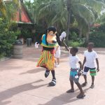 Goofy at Castaway Cay