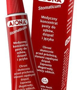 Ajona, koncentrat pasty do zębów i dziąseł, 25ml