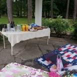 Lyxig picnic