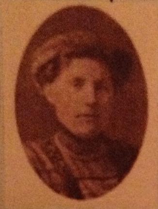Märta Alfort g. Rydin