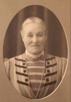Johanna Andersdotter. Bilden vänligen inskickad av Margareta Sigbladh.