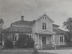 Liljeholmen 1943. Foto: Nordiska Museet.