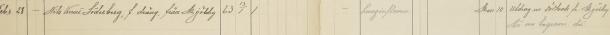 Nils Knuts död 1930. Vikingstads församling.