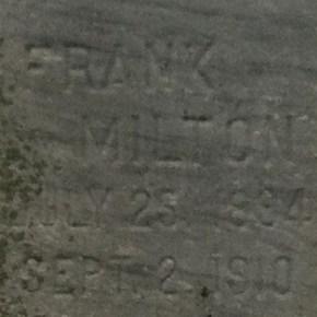 [1.2.11.8.1.9.2] Frank Milton Alford