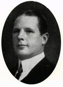 Robert Emanuel Malmgren. Källa: Porträttgalleri från Södermanland, 1934.