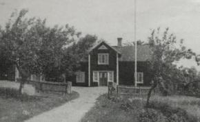 Gunnarstorp. Källa: Från Sommabygd till Vätterstrand VI.