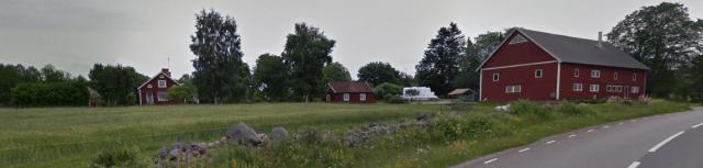 Västra Hult i dag. Källa: Google.
