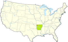 C1b-grenen: Erikson i Arkansas