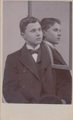 Polisfoto av vännen John Petrus Åström. Källa: Stockholmskällan.