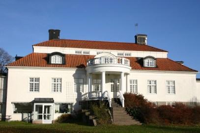 Liljeholmen i Rimforsa.