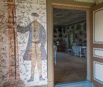 Liljeholmens interiör.