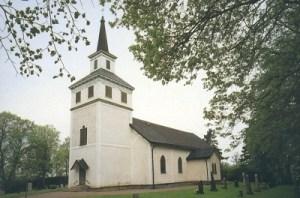 Blåviks Kyrka.