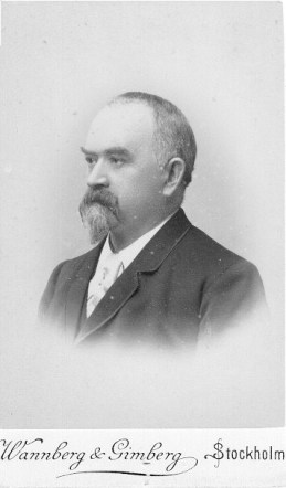 Carl Rydberg 1892