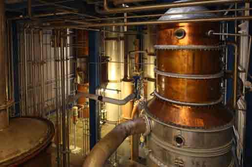 Distillerie vodka Naud