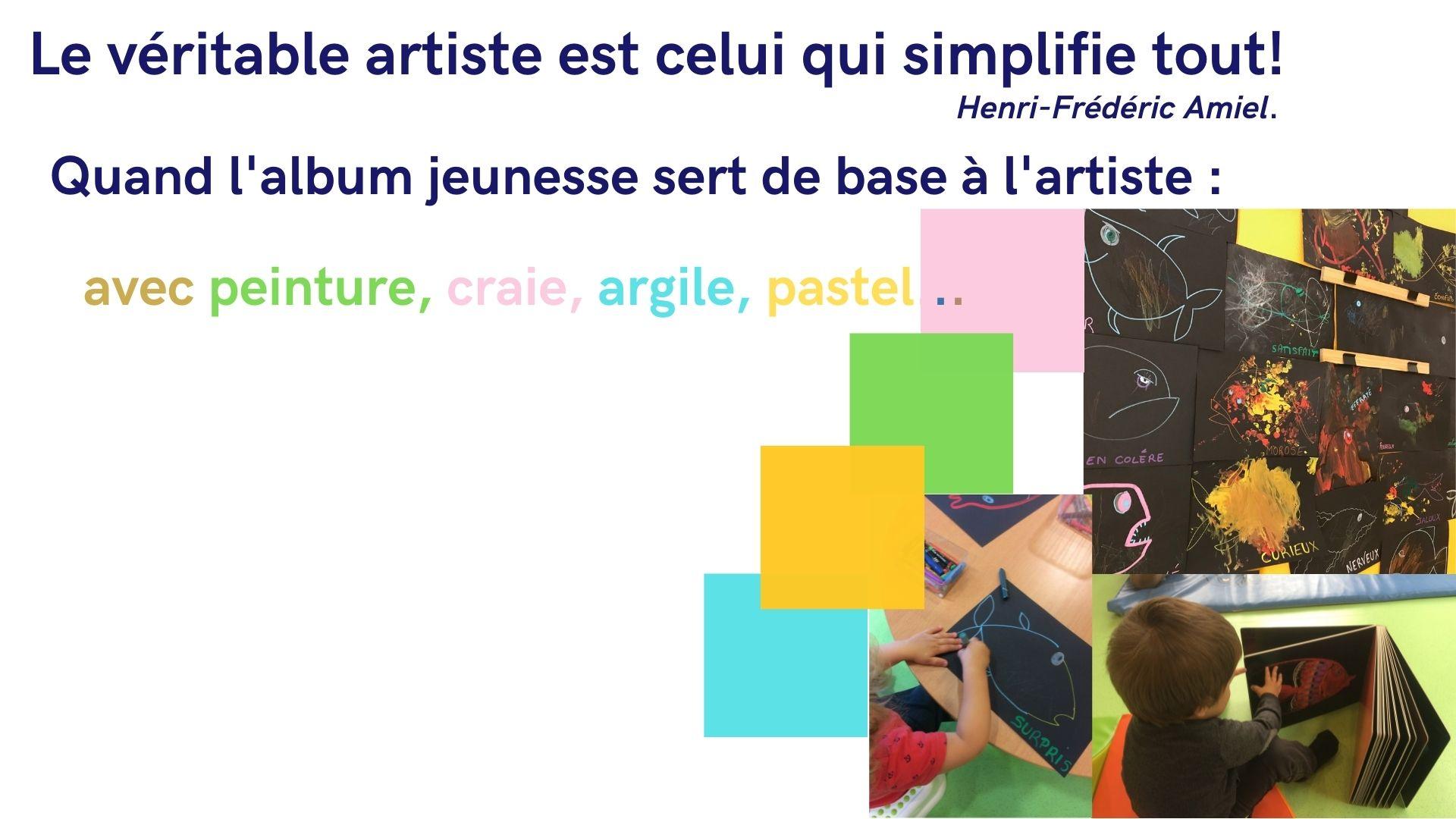 RAMEP CCTVI album et peinture