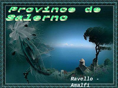 La Province de Salerno