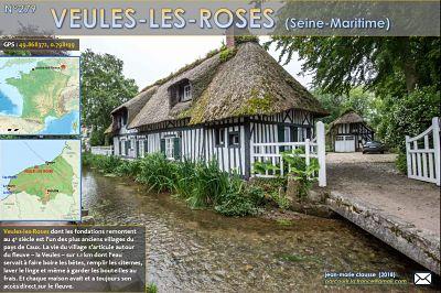 Veules-les-Roses (Seine Maritime)