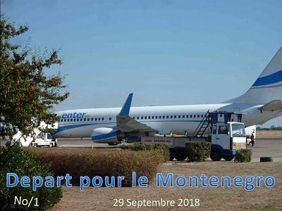Montenegro  – en 3 volets – Par Roger