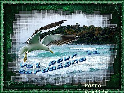 Vol pour la Sardaigne