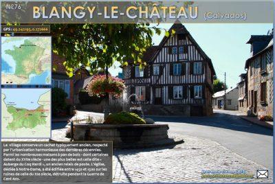 Blangy-le-Château (Calvados)