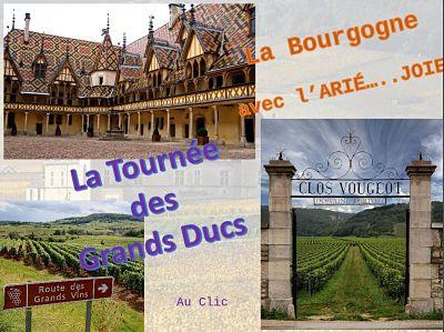 La Bourgogne avec Guy l'Arié…Joie