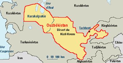 L'Ouzbékistan – 1ère partie