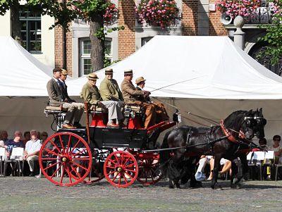 Attelages – historische koetsenparade