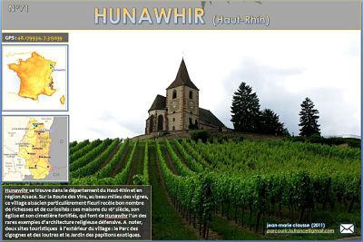 Hunawhir (Haut-Rhin 68)