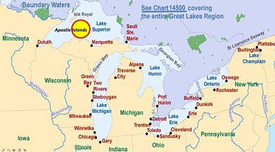 Le Lac Supérieur au Canada