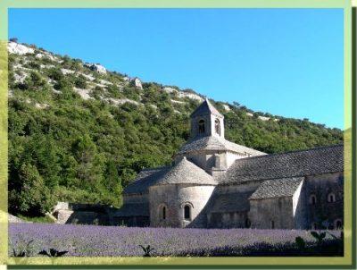 Les Abbayes Cisterciennes de Provence avec Marie-Jo