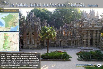 Le Palais Idéal du facteur Ferdinand Cheval