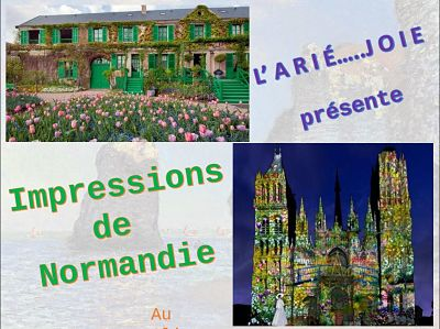 Impressions de Normandie