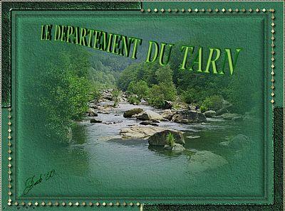 Le département du Tarn
