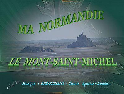 Ma Normandie – Le Mont-Saint-Michel