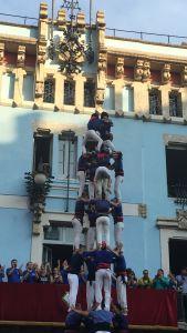 Tradition des Castellers