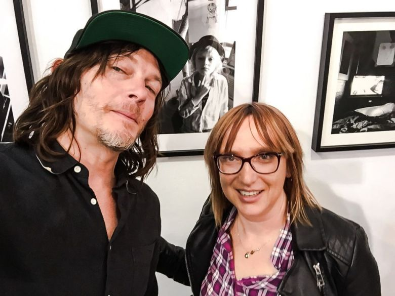 Expo Norman Reedus