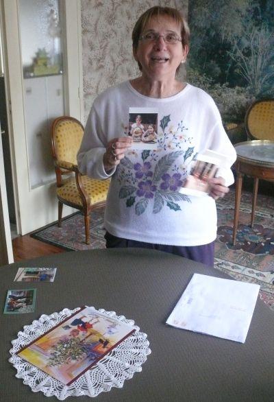 Envoyer des cartes de vœux à ses proches