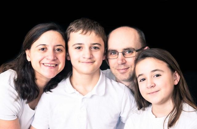 Portrait de la Famille Coe