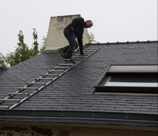sur-le-toit