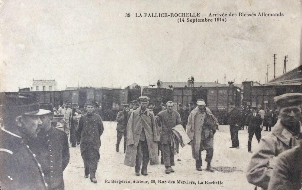 Du 20 au 24/12/1914 - La caserne au bout du voyage (1/4)