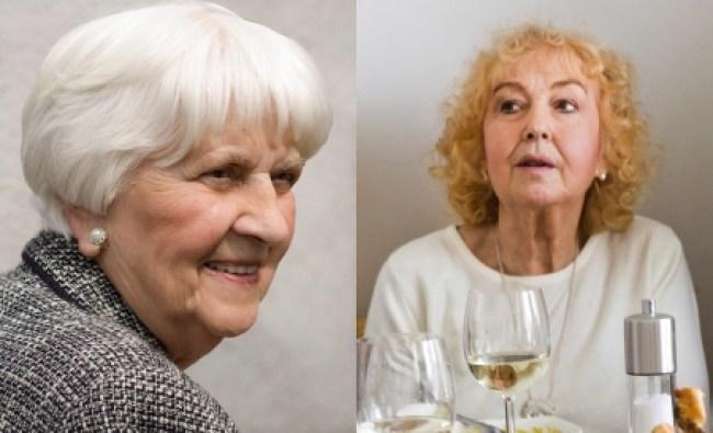 Какими бывают бабушки