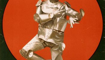 If I Only Had a Heart song lyrics - sung by the Tin Man (Jack Haley) in The Wizard of Oz