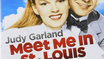 Meet Me in St. Louis (1944) starring Judy Garland, Margaret O'Brien, Mary Astor
