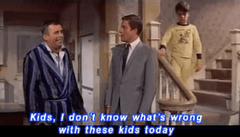 Kids! song lyrics - I don't know what's wrong with these kids today - from Bye Byee Birdie