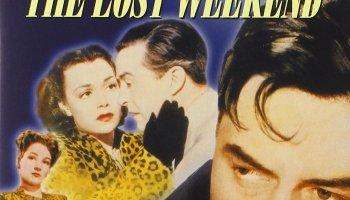 The Lost Weekend (1945) starring Ray Milland, Jane Wyman, Howard Da Silva