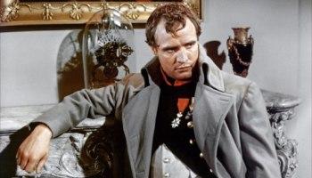 Marlon Brando as Napoleon Bonaparte in Desiree