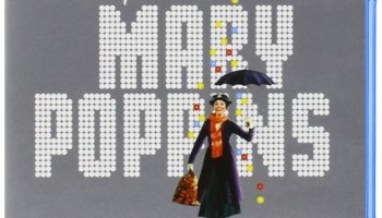 Mary Poppins, starring Julie Andrews, Dick van Dyke, David Tomlinson, Glynis Johns, Ed Wynn
