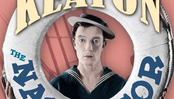 The Navigator, starring Buster Keaton and Kathryn McGuire