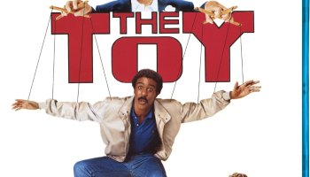 The Toy (1982), starring Richard Pryor, Jackie Gleason, Ned Beatty